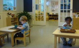 Montessori School Design - Classroom