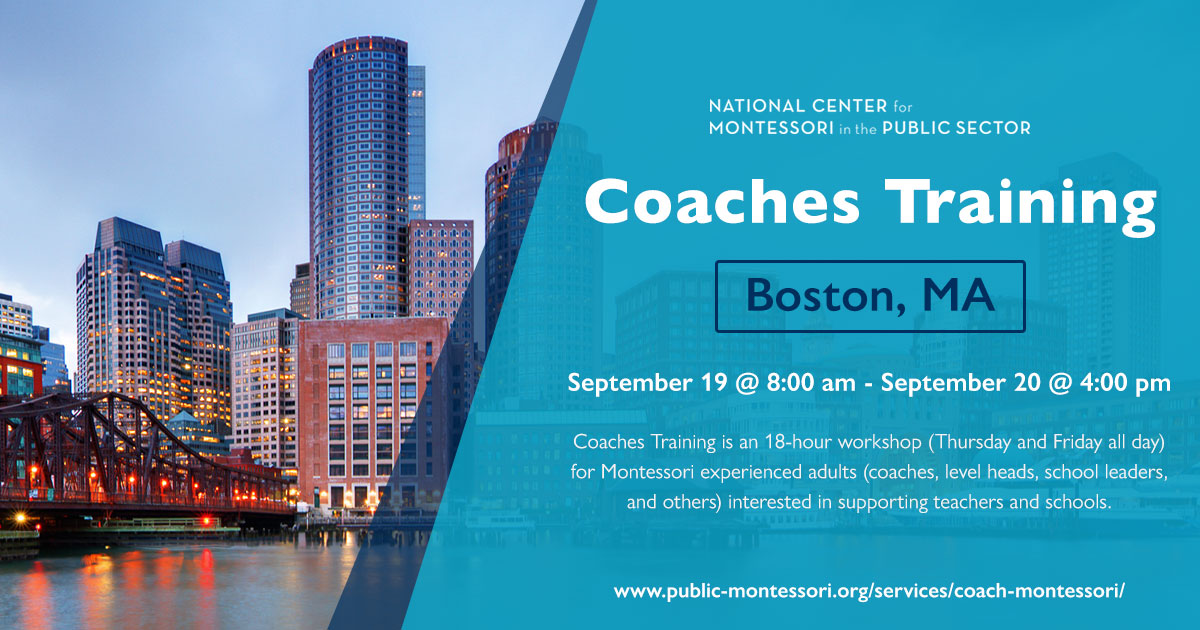 Coaches Training - Boston, MA - September 19 @ 8:00 am - September 20 @ 4:00 pm