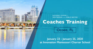Montessori Coaches Training in Ocoee, FL