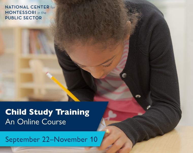 Child Study Training Workshop