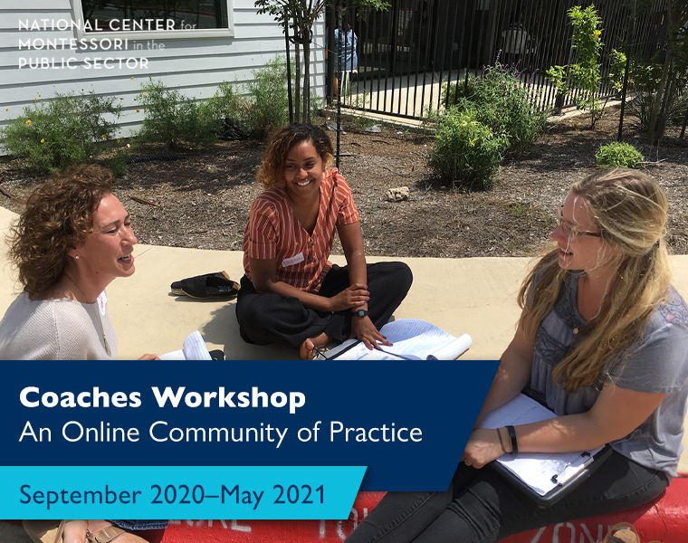 Coaches Workshop: An Online Community of Practice (September 2020–May 2021)